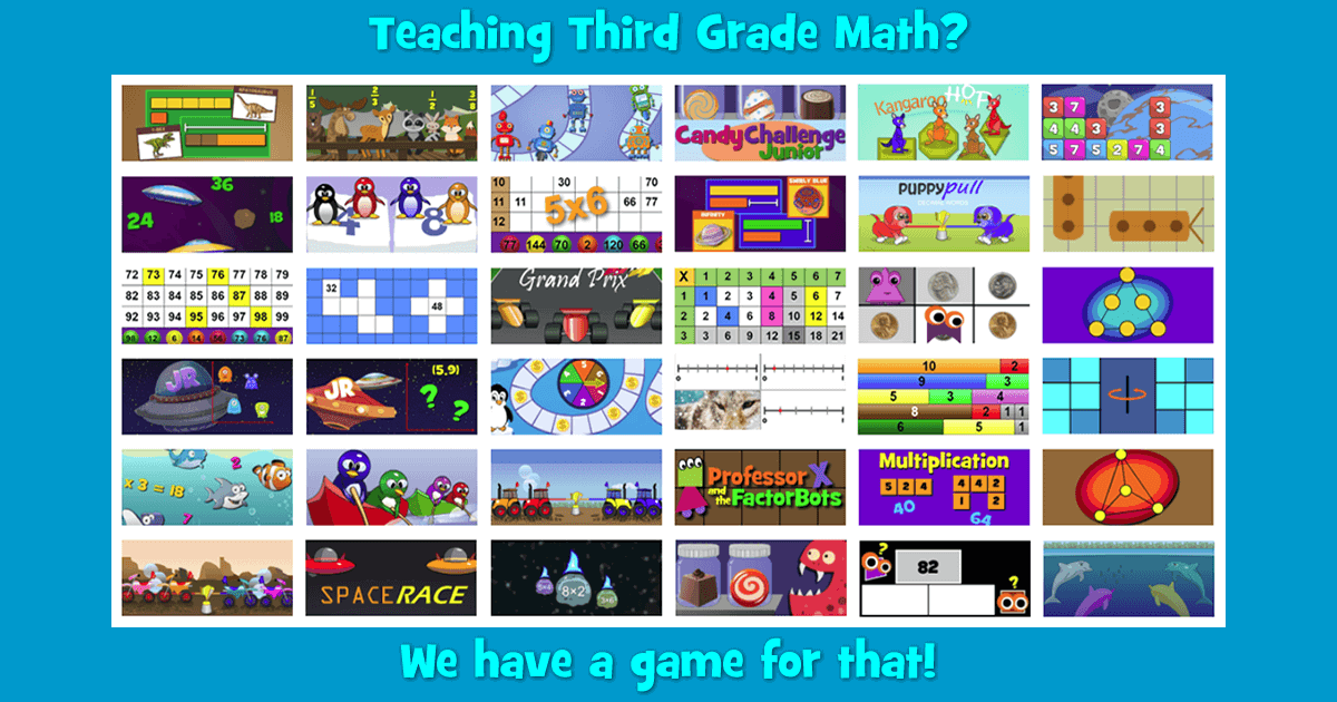 Teach Math with Games | MathPlayground.com