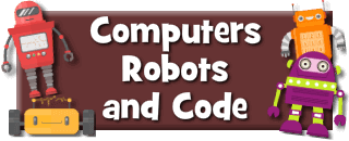 Computers, Robots, and Code