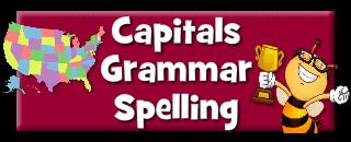 Capitals, Grammar, Spelling
