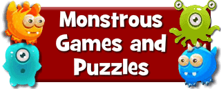 Monstrous Games and Puzzles