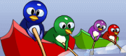 Play Canoe Penguins now